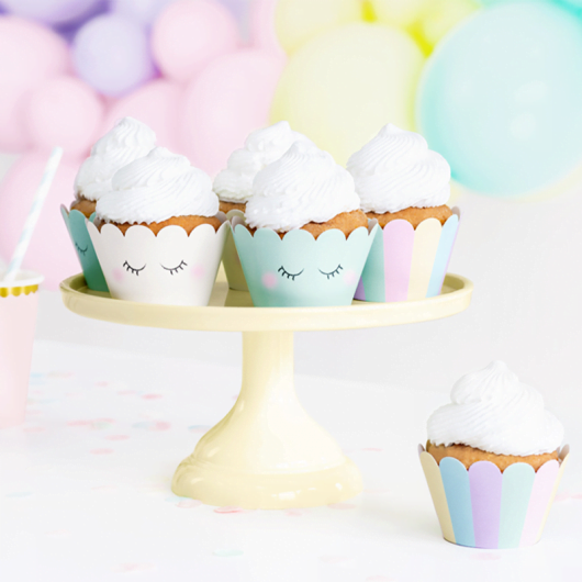 Unicorn muffinforme